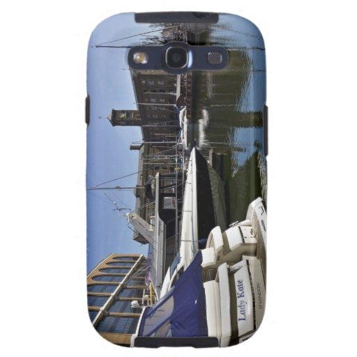 Muelle Londres del St Katherines Galaxy S3 Cobertura