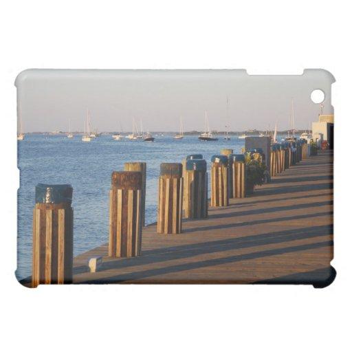 Muelle, puerto de Nantucket