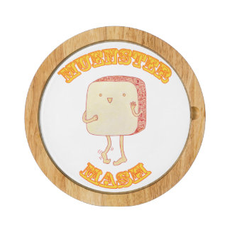 Muenster Mash Cheese Platter
