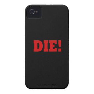 Muera iPhone 4 Carcasa