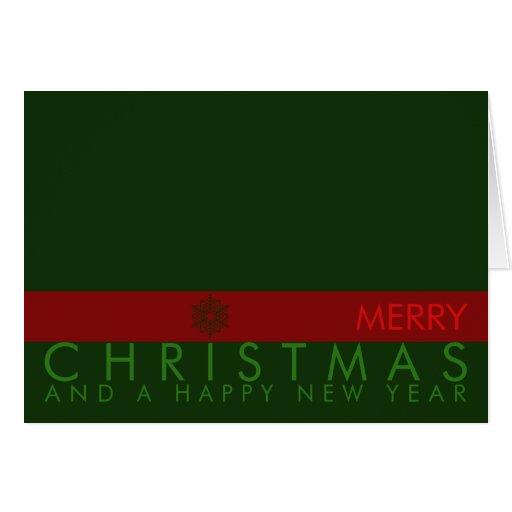 Muérdago:: Tarjeta de felicitación del navidad