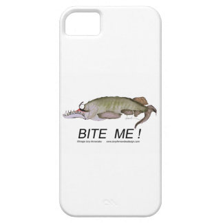 ¡muérdame! , caso tony del iphone 5 del compañero iPhone 5 carcasa