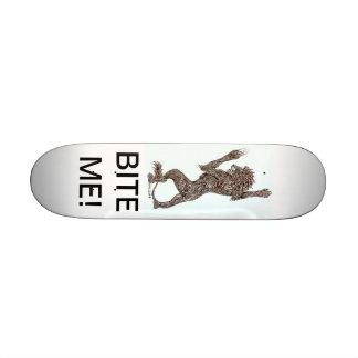 muérdame patines personalizados