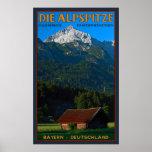 Muere Alpspitze Posters
