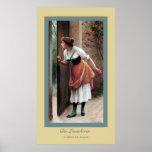 Muere el ~ Eugene de Blass de Lauscherin Poster