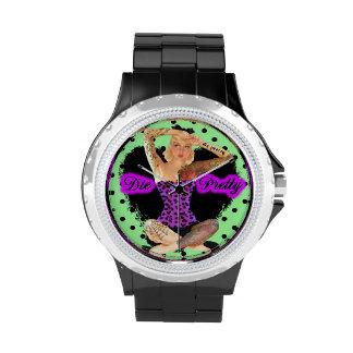 Muere el reloj modelo bonito