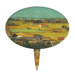 Muere Ernte. Arles, CA 12. Juni 1888 Decoración Para Tarta
