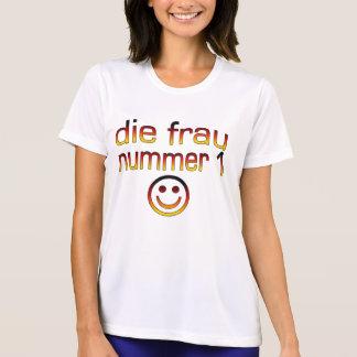 Muere Señora Nummer 1 - esposa del número 1 en Camisetas
