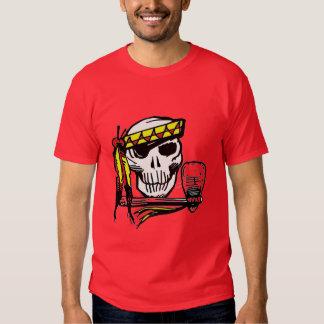 Muere una copia india camisas