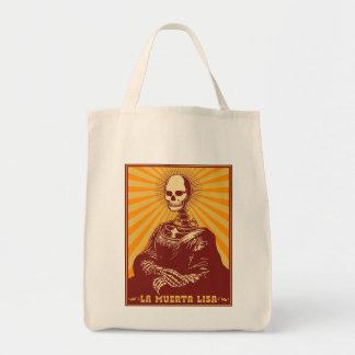 Muerta Lisa Tote Bag