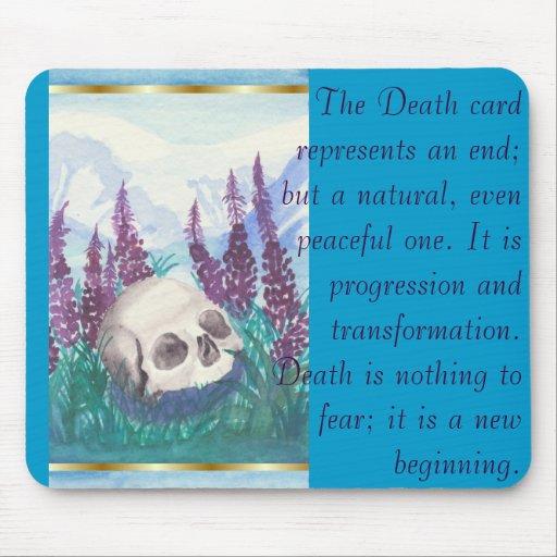 Muerte #13 alfombrilla de ratón