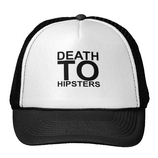 Muerte a Hipsters.png Gorro