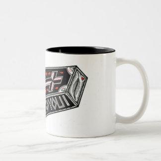 muerte a usted taza de café