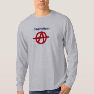 Muerte al capitalismo - la anarquía es la camisas
