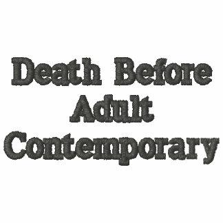 Muerte antes del contemporáneo adulto polo