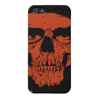 Muerte colectiva iPhone 5 carcasa