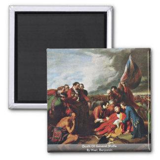 Muerte de general Wolfe By West, Benjamin Imanes De Nevera
