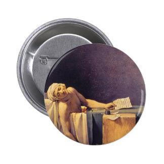 Muerte de Jacques-Louis David de Marat Pins