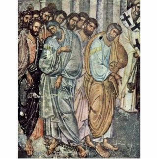 Muerte de la Virgen de Meister Von Sopocani Fotoescultura Vertical