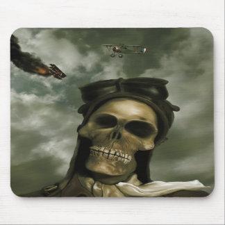 Muerte de los cielos Mousepad Tapete De Raton
