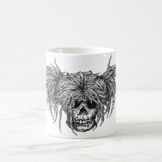Muerte de Shaka Taza De Café