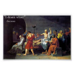 muerte de Sócrates Impresiones