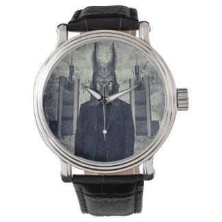 Muerte del arrastramiento relojes de mano