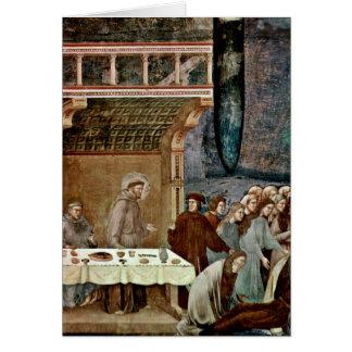 Muerte del caballero de Celano por el amo del cruc Felicitaciones