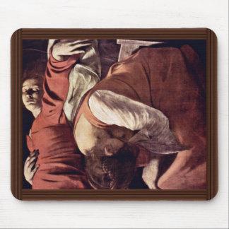 Muerte del detalle de la Virgen de Miguel Ángel Me Alfombrilla De Ratones