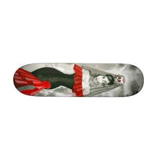 muerte del senorita patineta personalizada
