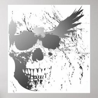 muerte desde arriba poster