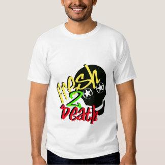 Muerte fresca 2 camisas