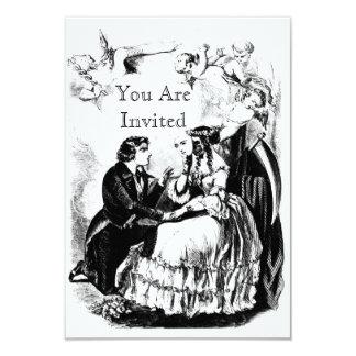 Muerte Hath su invitación de los encantos