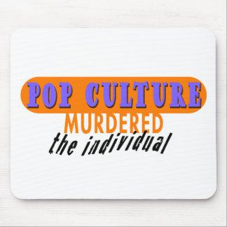 MUERTE INDIVIDUAL MOUSE PAD