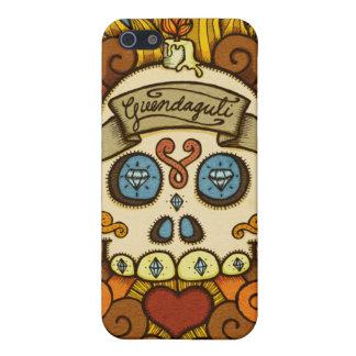 Muerte iPhone SE/5/5s Cover
