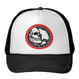 Muerte negra 777 - libertad gorra