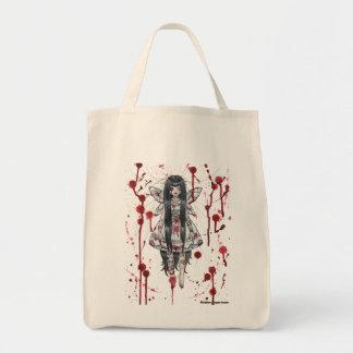 Muerte para verle bolso gótico bolsa tela para la compra