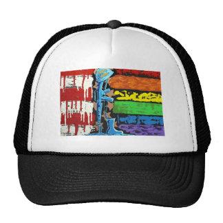 Muerte por gorra del camionero de la igualdad