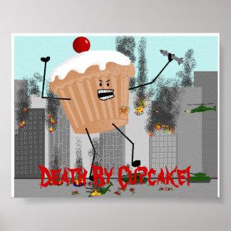 ¡Muerte por la magdalena! Poster