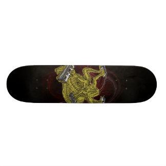 Muerte por llaves patineta personalizada