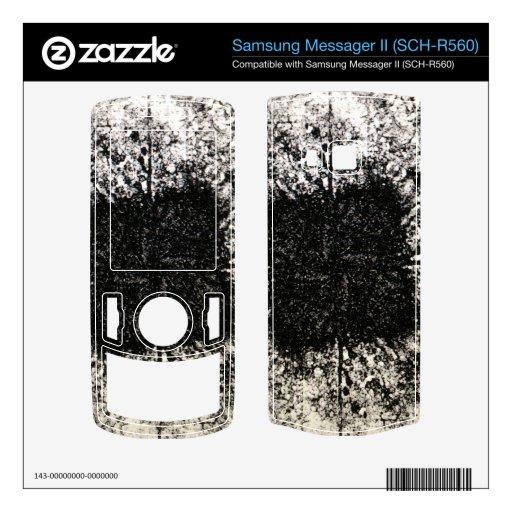 Muerte Samsung Messager II Skin