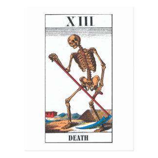 muerte postal
