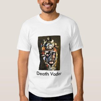 Muerte Vader Playera