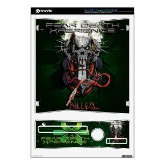 Muerte Xperience del miedo - Piel de FDX-BOX 360 Consola Xbox 360 S Skin