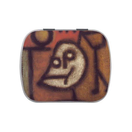 Muerte y fuego de Paul Klee- Latas De Caramelos