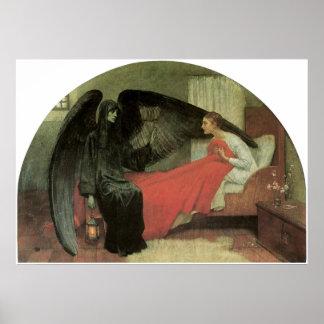 Muerte y la doncella póster