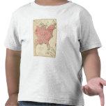 Muertes intestinales de las enfermedades en los camisetas