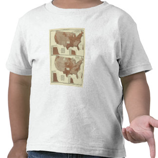 Muertes, sistema nervioso, enfermedades diarreicas camiseta