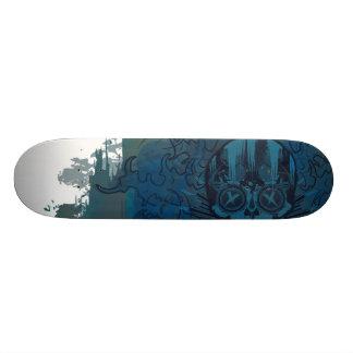 muerto azul monopatines personalizados