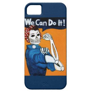 Muerto Rosie iPhone 5 Carcasas